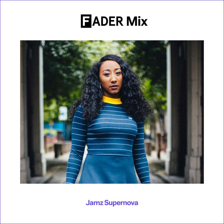 FADER Mix: Jamz Supernova