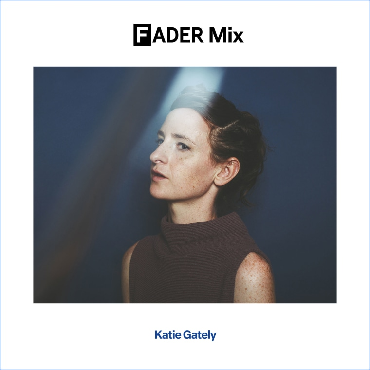 FADER Mix: Katie Gately