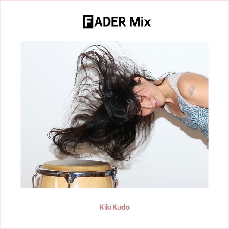 FADER Mix: Kiki Kudo