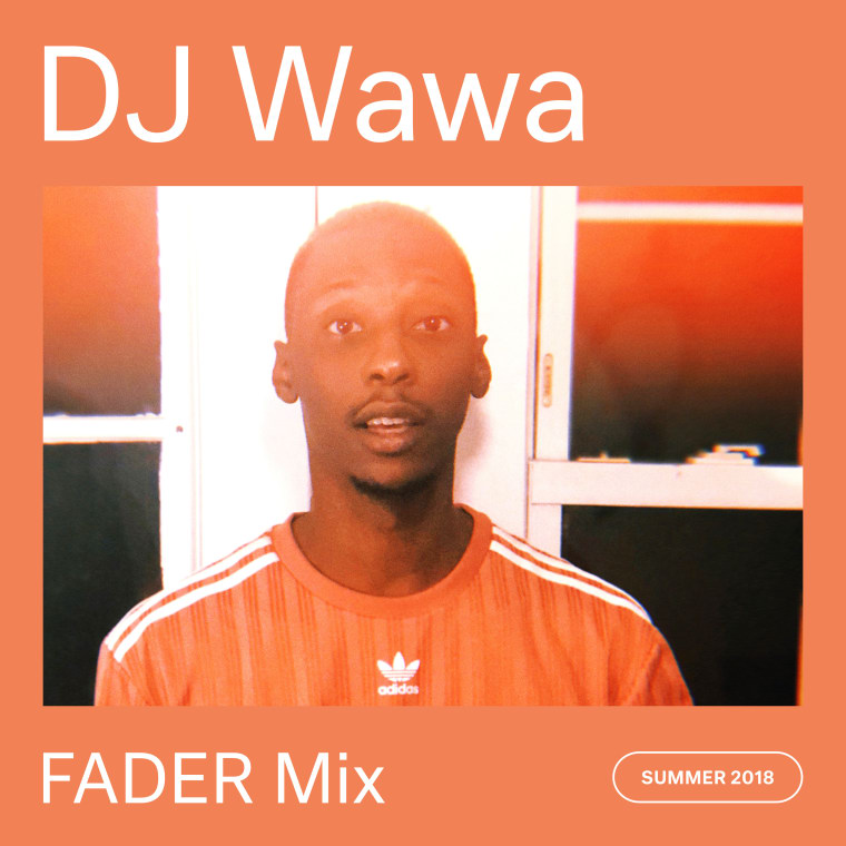 Listen to a new FADER Mix by DJ Wawa
