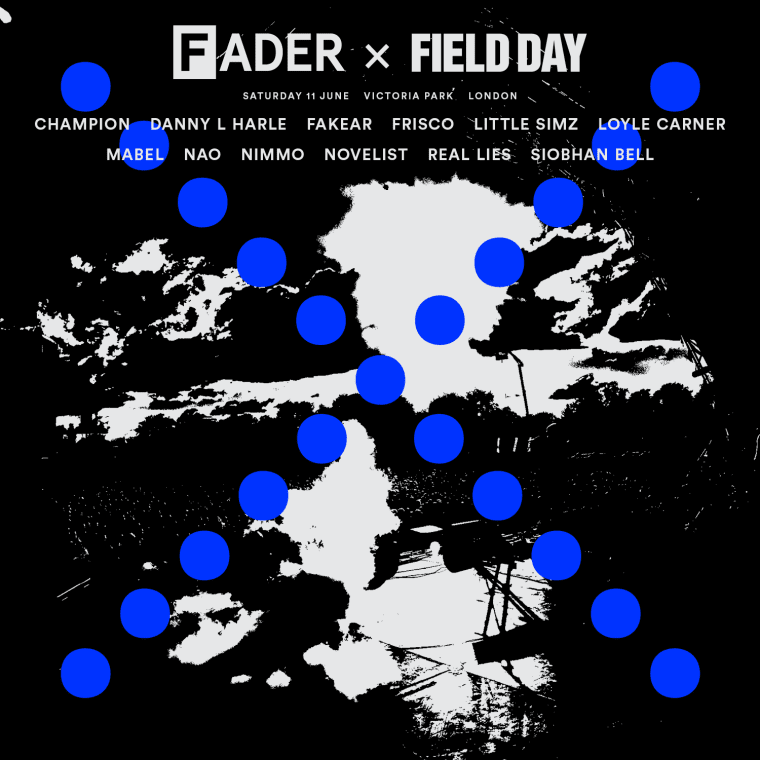 Announcing The FADER Stage At London's Field Day Festival