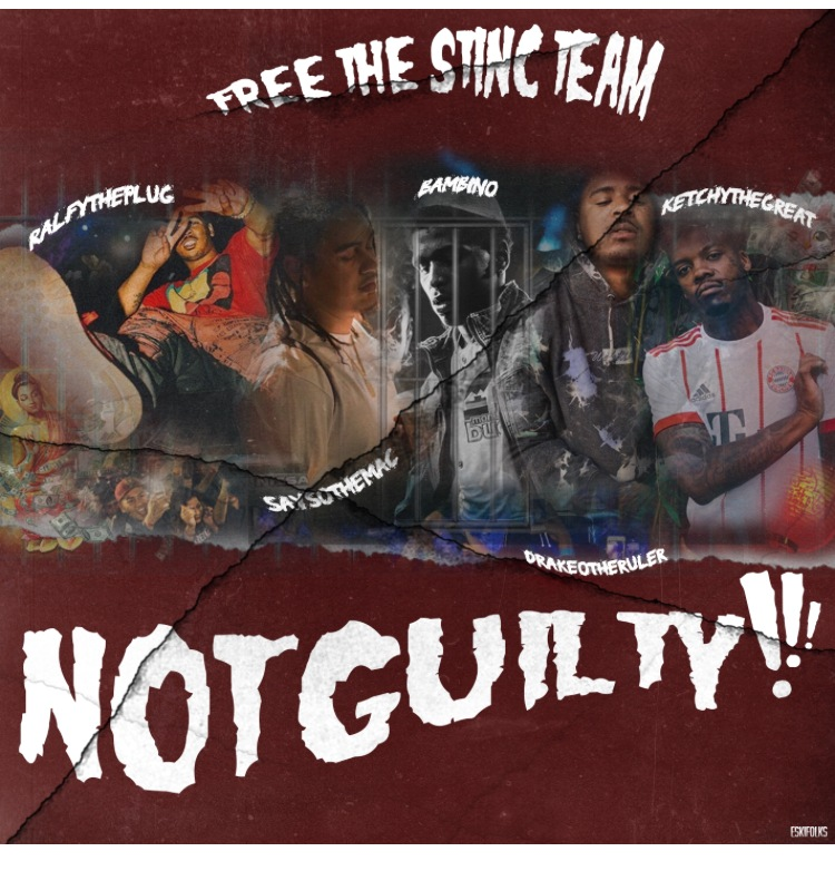 Drakeo The Ruler and The Stinc Team share new EP from behind bars