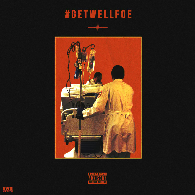 Lud Foe Offers A Message To Fans On His <I>#GetWellFoe</I> Mixtape
