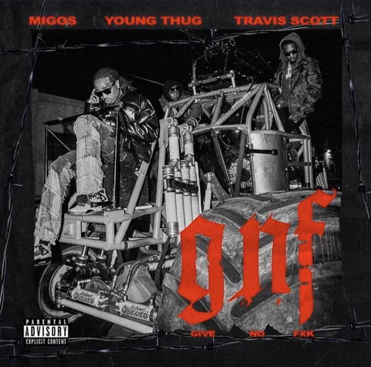 "Listen to Travis Scott, Young Thug, and Migos' new song ""Give No Fxk"""