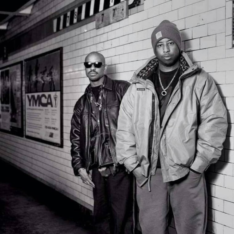 Listen to Gang Starr's new album <i>One of the Best Yet</i>