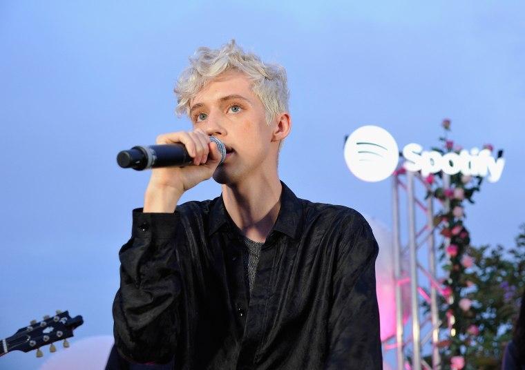 Troye Sivan announces U.K. and European tour dates