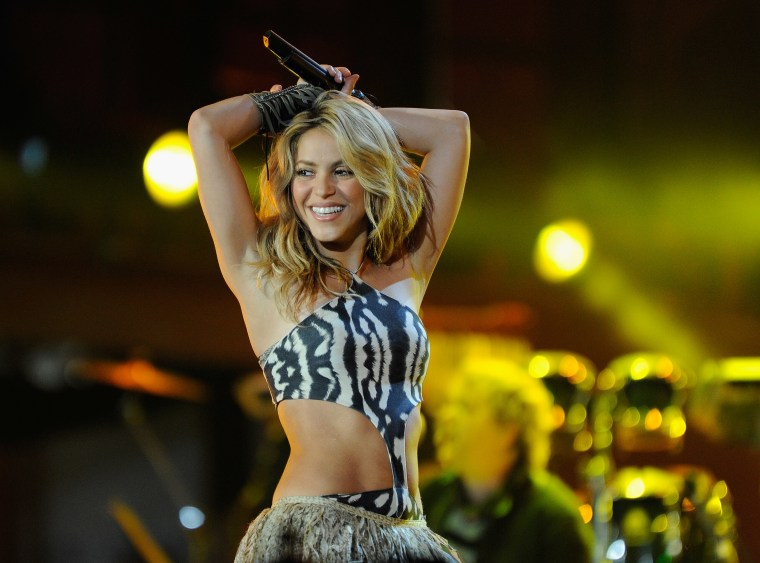 Shakira Will Host A New Beats 1 Show