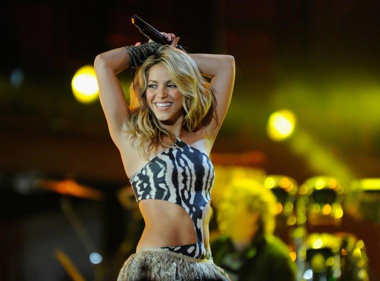 Shakira Will Host A New Beats 1 Show