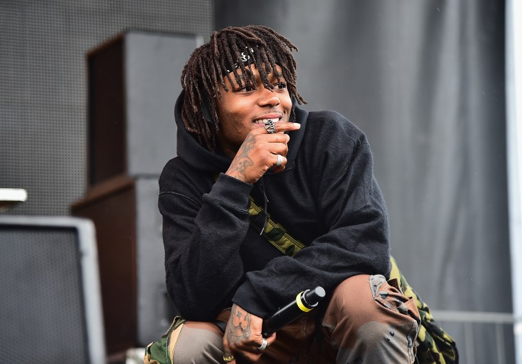 J.I.D's Ithaca College concert ended after the ceiling started to crack