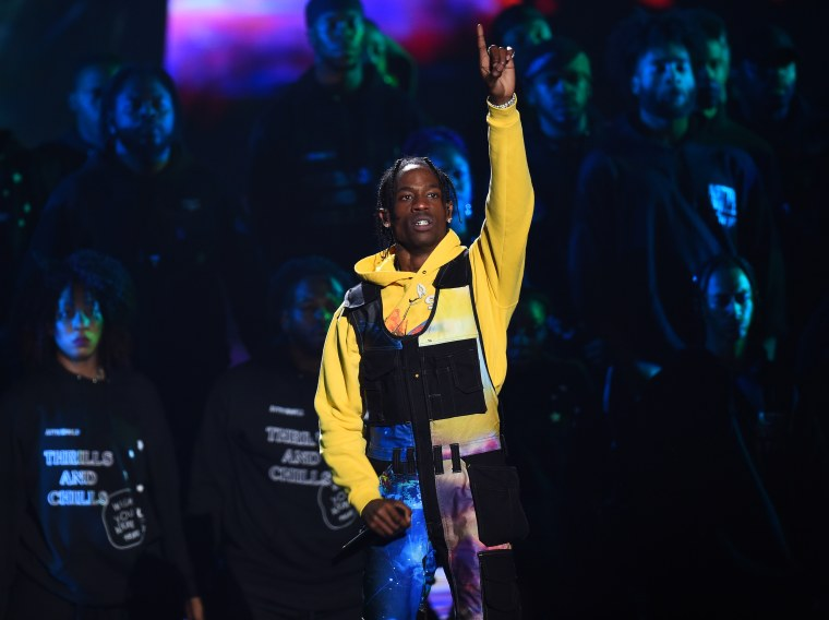 Travis Scott postpones four dates on Astroworld tour