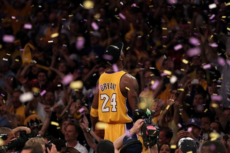 Lakers legend Kobe Bryant - Remembrances and reaction
