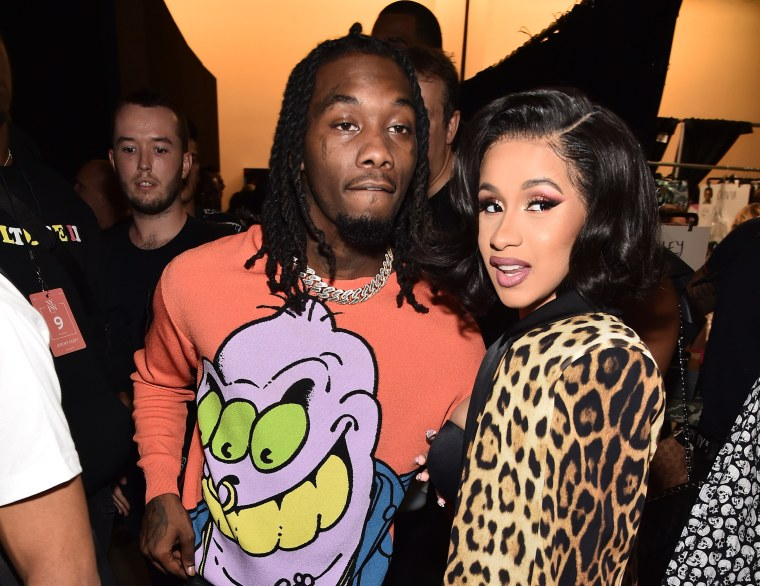 "Cardi B on marriage and music: ""I can't rap about certain things, because I don't want to insult my husband"""