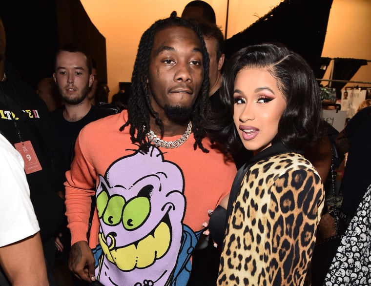 "Cardi B Changed The Lyrics Of ""Motorsport"" Following Split"