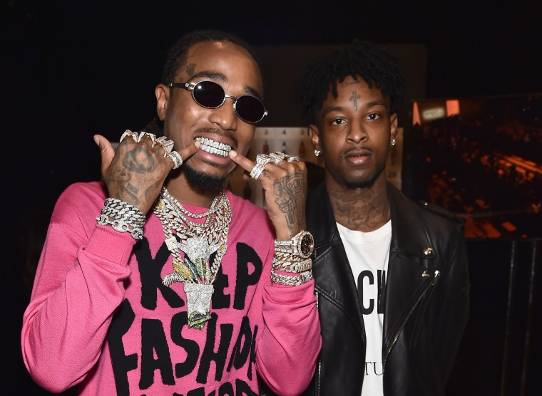 Quavo teases at <i>Quavo Huncho</i> album features