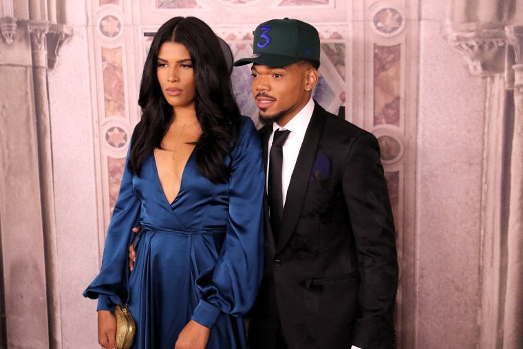 Chance the Rapper marries in California ceremony