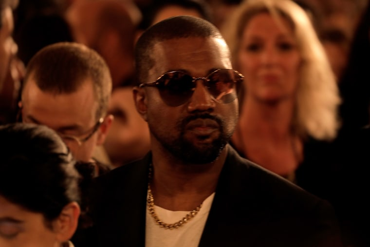Watch Kanye West perform on 'Saturday Night Live'