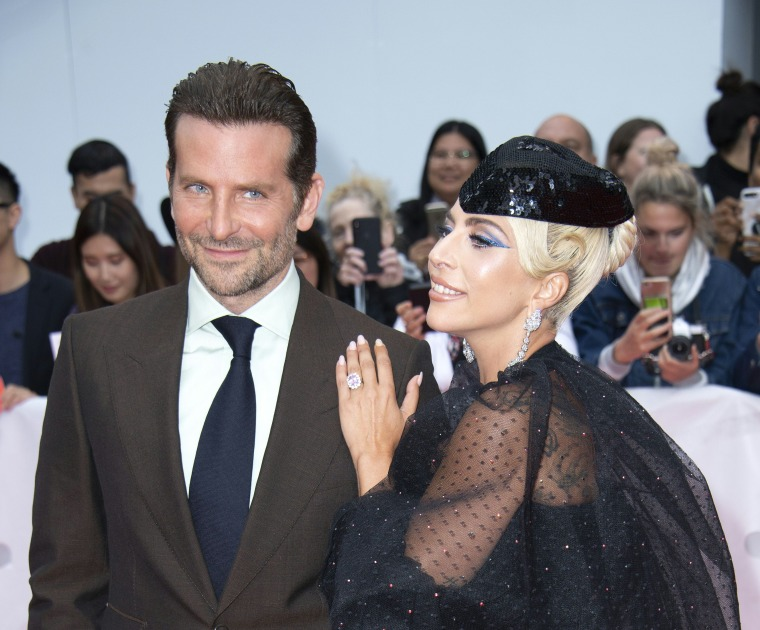 Lady Gaga and Bradley Cooper's <i>A Star Is Born</i> soundtrack has arrived