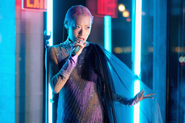 British-Japanese pop star Rina Sawayama 'ineligible' for Mercury prize