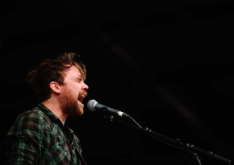 Frightened Rabbit announce first show since frontman Scott Hutchison's death
