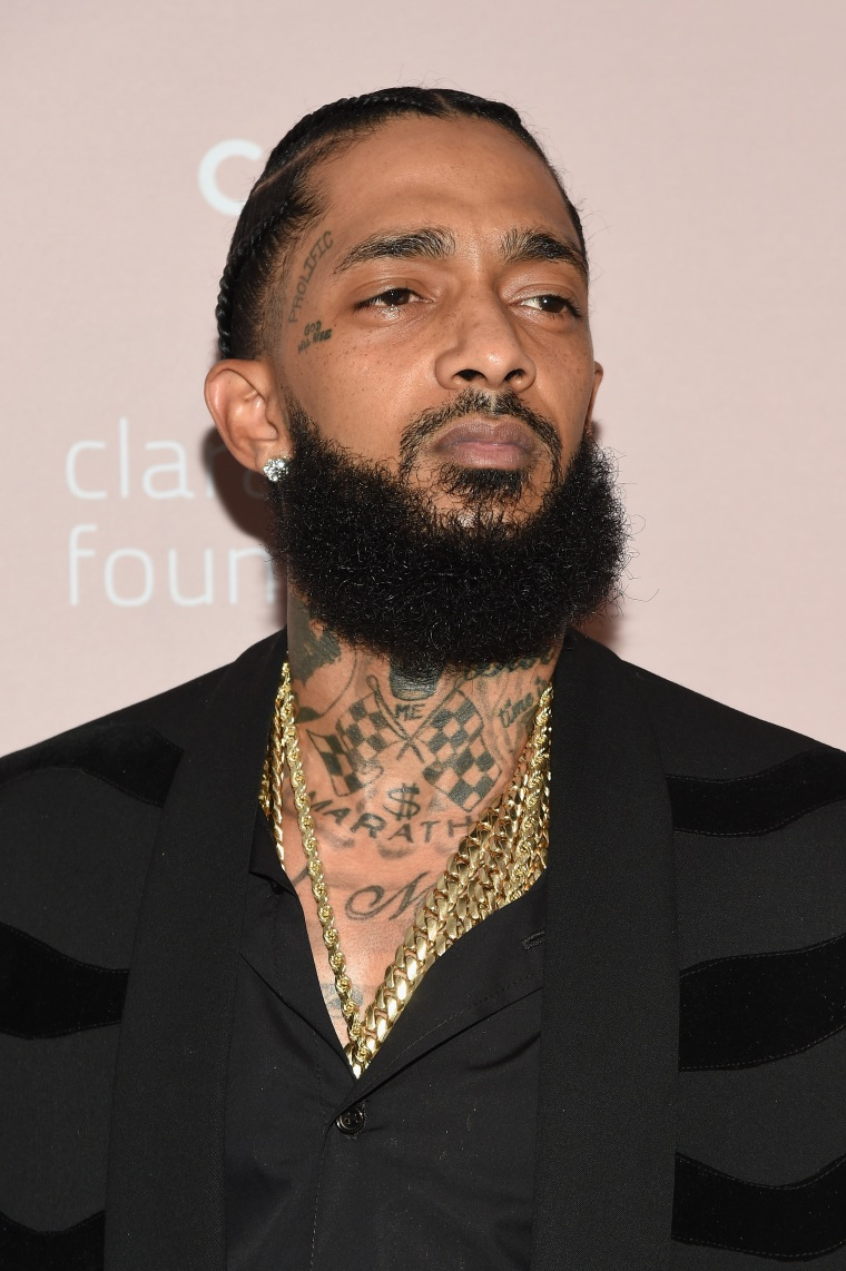 Four Nipsey Hussle singles have landed on this week's Billboard Hot 100
