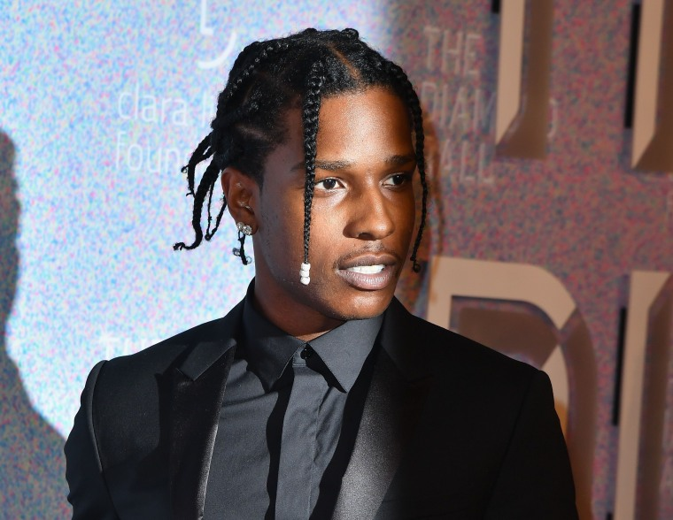 A$AP Rocky cancels European tour dates following arrest