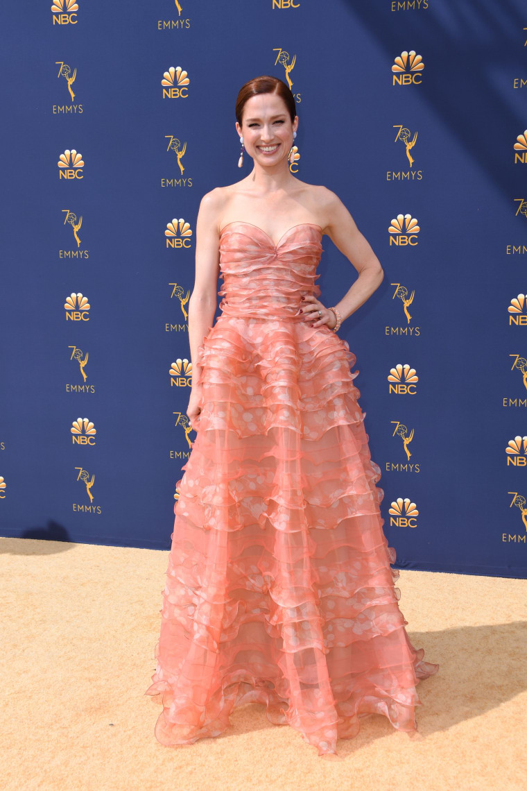 Here are all the must-see looks from the 2018 Emmys Red Carpet