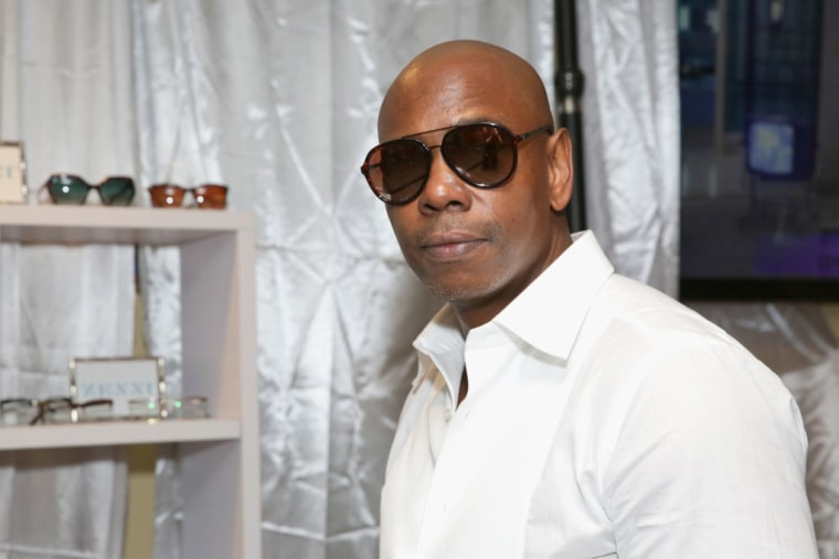 Dave Chappelle threw a Dayton benefit concert with Stevie Wonder and Chance The Rapper