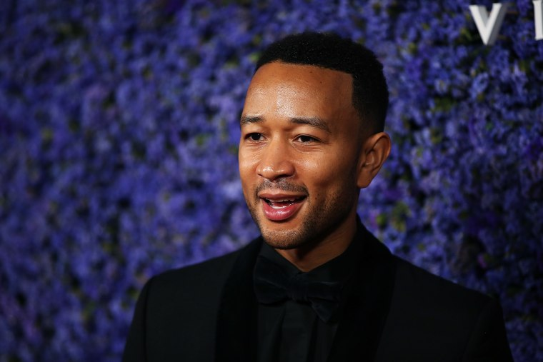 "John Legend on appearing in R. Kelly documentary: ""I don't give a fuck"""