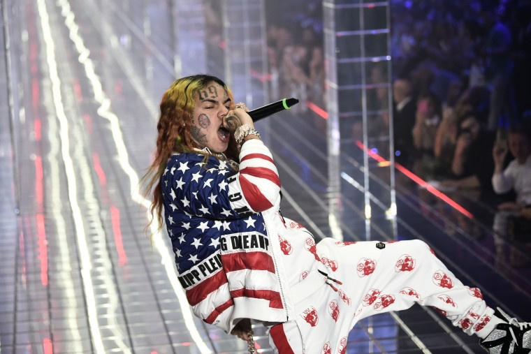 6ix9ine seeks to serve remainder of prison sentence at home, citing safety concerns