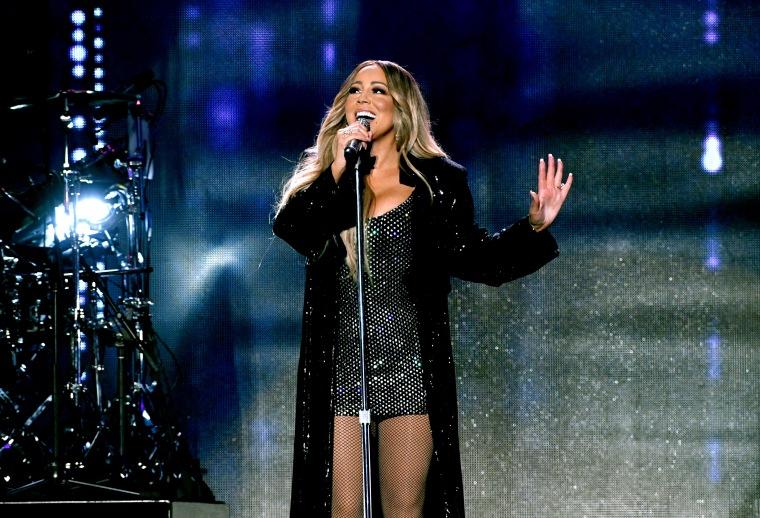 Mariah Carey announces <i>Caution</i> world tour dates