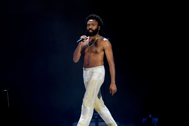 Childish Gambino has cancelled his Voodoo Festival set