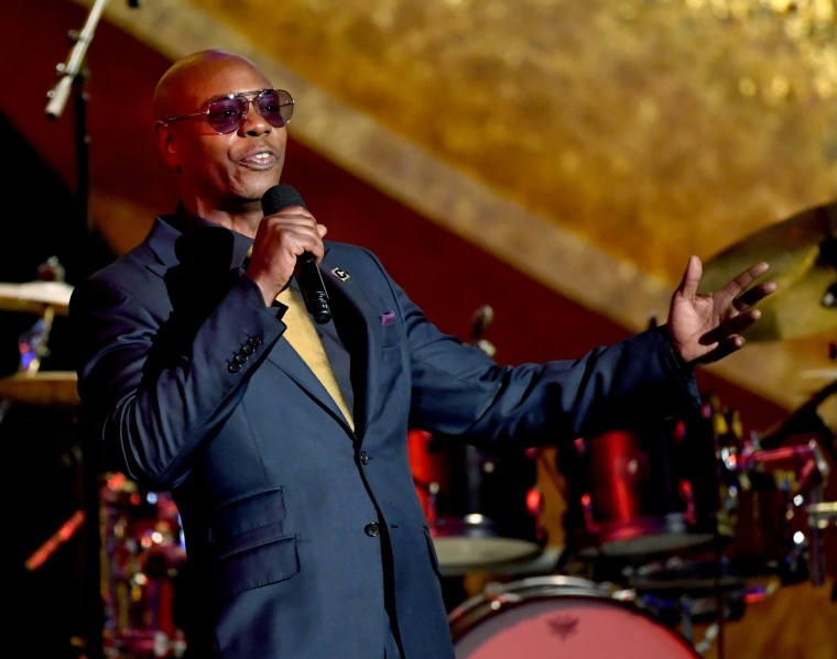 Listen to the first episode of Dave Chappelle's podcast <i>The Midnight Miracle</i>