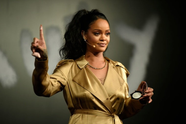 Rihanna confirms deal with LVMH to create new Fenty fashion label