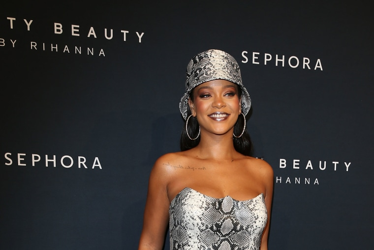 Rihanna endorses Florida gubernatorial candidate Andrew Gillum