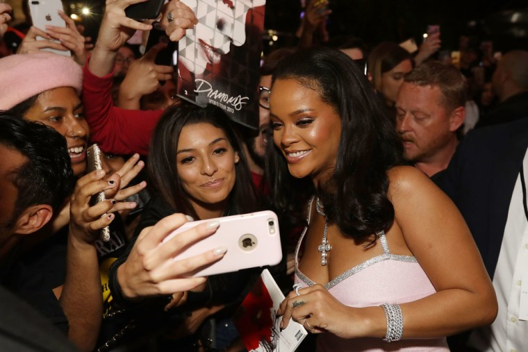 Rihanna talks new music and upcoming Fenty launch in new interview