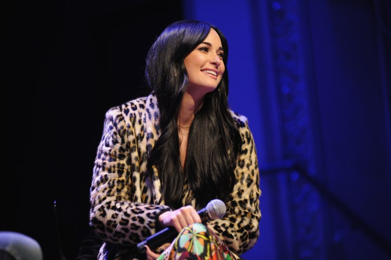 """Kacey Musgraves shares a live video performance of """"Slow Burn"""""""