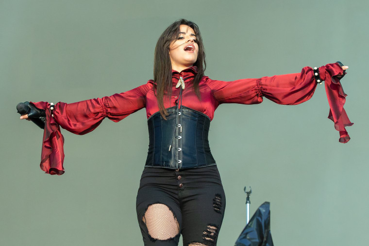 Hear Camila Cabello S New Single Consequences Orchestra
