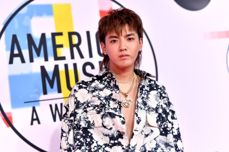 Kris Wu's iTunes sales under investigation following Ariana Grande fan complaints