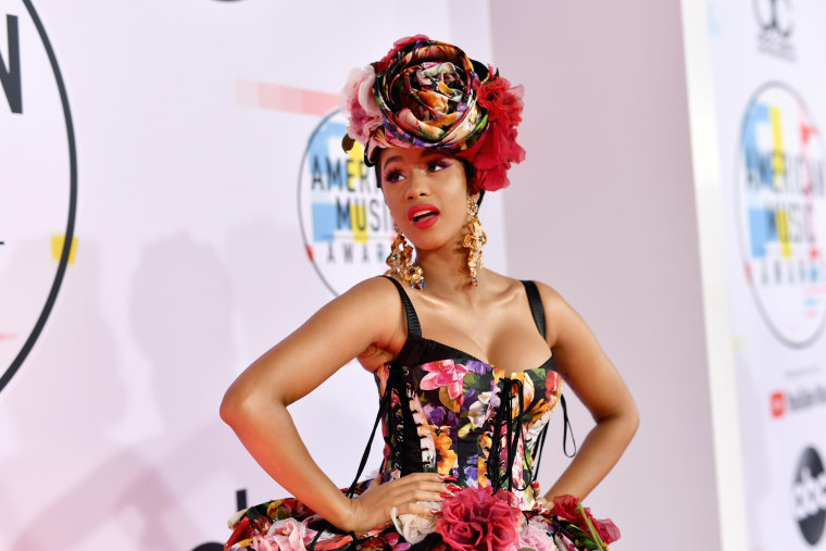 Cardi B says new music is on the way