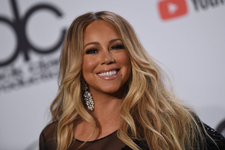 Mariah Carey's <i>Caution</i> lands inside top 5 on Billboard 200 chart