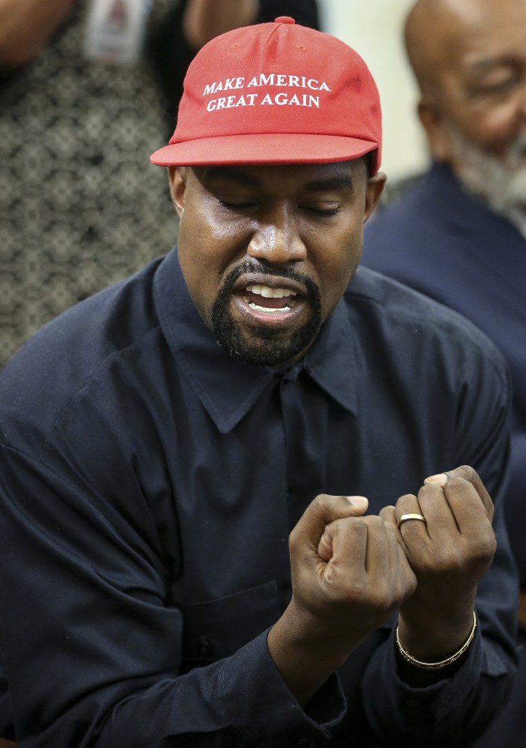 Kanye West has donated an additional $126,460 to Democrat Amara Enyia