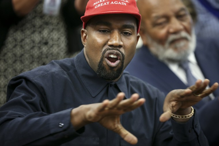 Kanye West shares bizarre 2020 campaign video