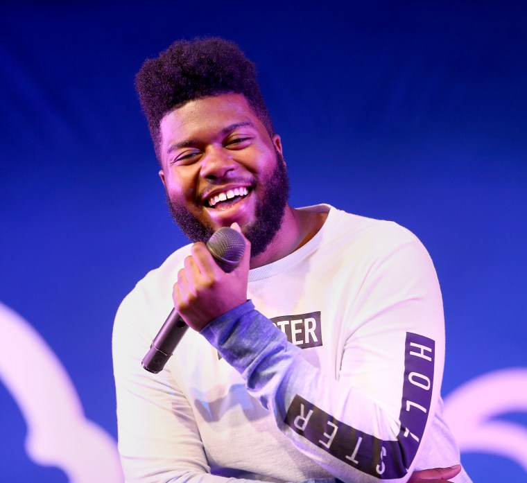 "Stream Khalid's new single ""Talk"" with Disclosure 