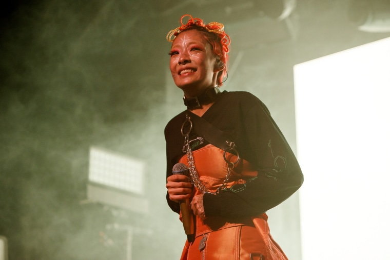 Rina Sawayama announces Brit Awards and Mercury Prize eligibility update after #SawayamaIsBritish campaign