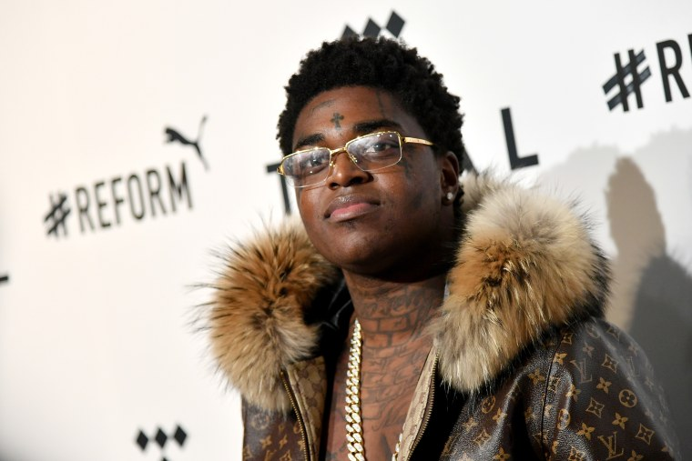 Kodak Black pleads guilty to federal weapons charges, faces up to 8 years in prison