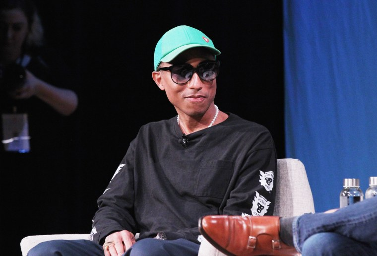 Pharrell Williams has reportedly sent a cease and desist to Donald Trump