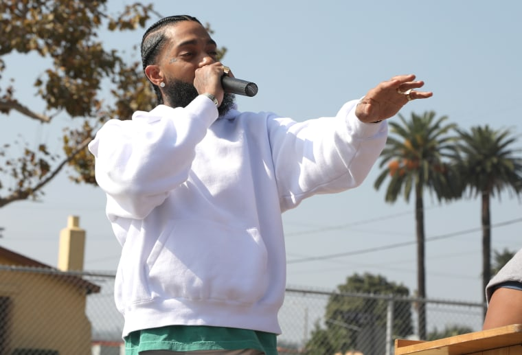 Nipsey Hussle shot and killed in LA