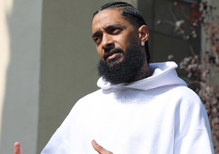 Man shot during fatal altercation at Nipsey Hussle's Marathon Clothing to be released from jail