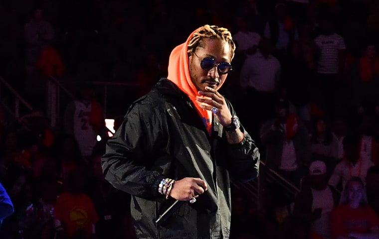 "Future shares new <i>THE WIZRD</i> single ""Jumpin On A Jet"""