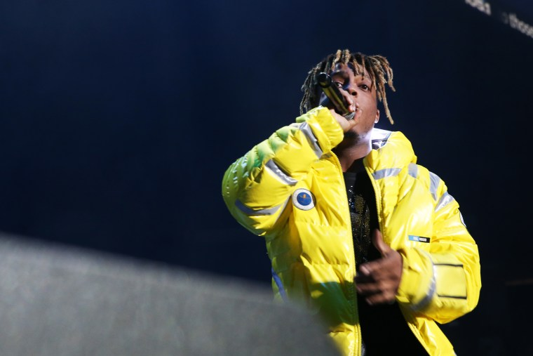 Juice WRLD's <i>Death Race for Love</i> debuts at no. 1 on Billboard 200